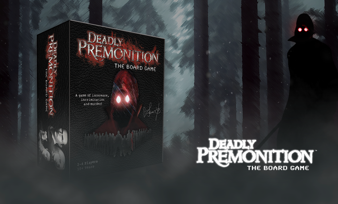 Deadly Premonition financiado en Kickstarter en solo ocho horas
