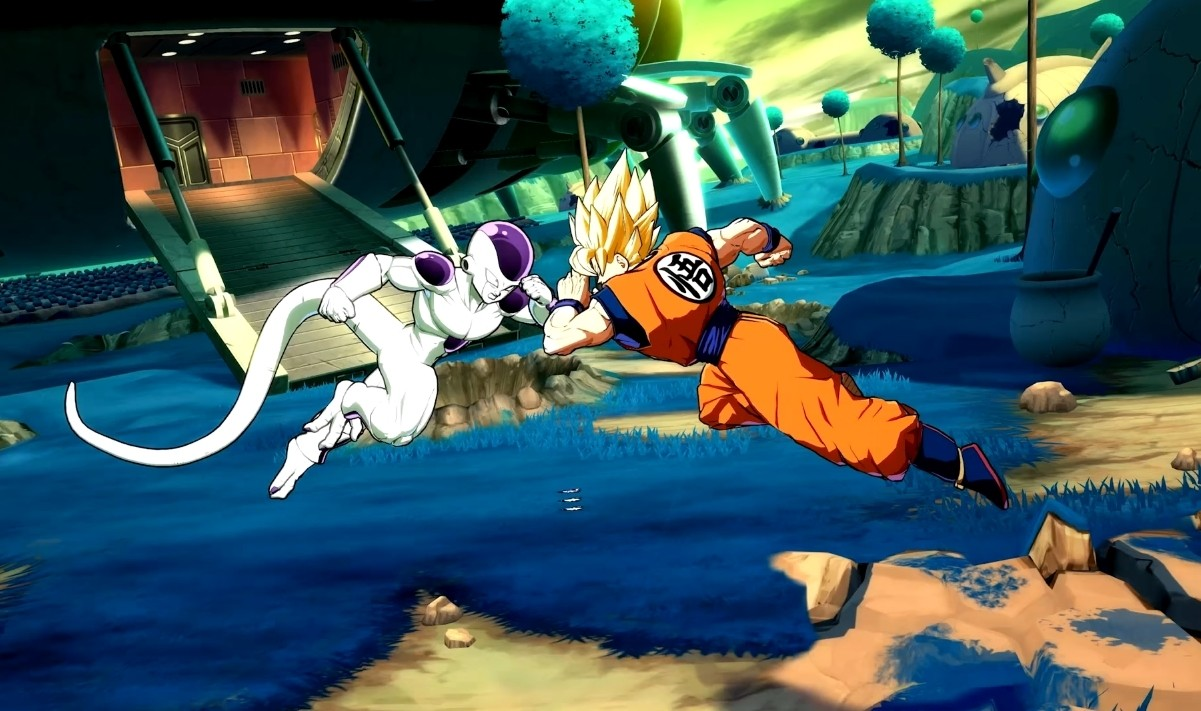 Dragon Ball FighterZ y sus 3 increíbles gameplays