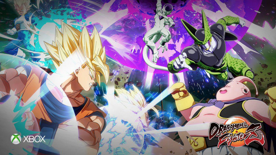 Dragon Ball FighterZ primer e impresionante tráiler