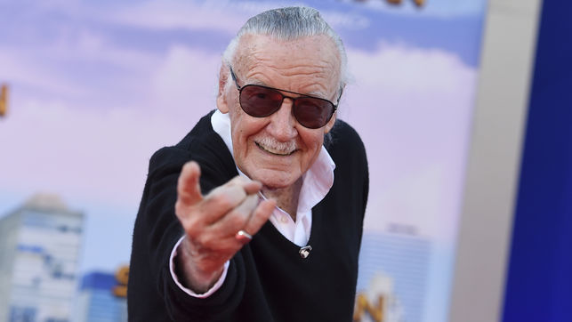 Muere el legendario Stan Lee