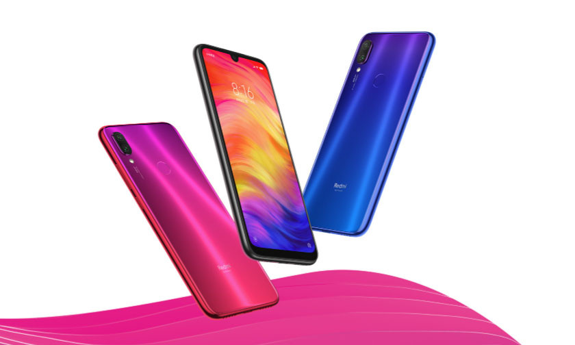 REDMI NOTE 7 ANUNCIADO CON UN SOC SD660 TOTALMENTE OPTIMIZADO